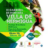 II Carrera de Montaña Villa de Hermigua 2017