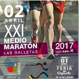 Medio Maratón Las Galletas 2017