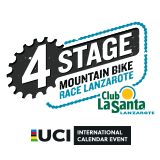 4 Stage Mountain Bike Race Lanzarote - Race 1 2017