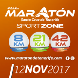 Maratón Internacional de S.C. de Tenerife 2017