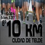 VI 10 Km Urbanos Ciudad de Telde 2017