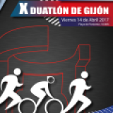 X Duatlón de Gijón 2017