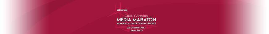 XI Gran Canaria Media Maratón M. A. Camilo Sánchez 2017