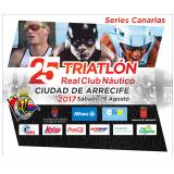 XXV Triatlón Real Club Náutico de Arrecife 2017