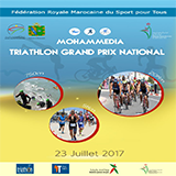 Mohammedia National Triathlon 2017