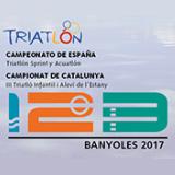 Élite Fem | Cto de España de Acuatlón 2017