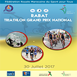 Rabat Triathlon Grand Prix National 2017
