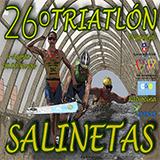 Triatlón de Salinetas 2017