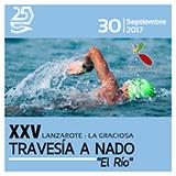 XXV Travesía a Nado El Río 2017