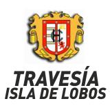 XIX Travesía a nado Isla de Lobos - Isla de Fuerteventura 2017
