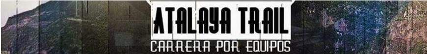 24H NON STOP ATALAYA TRAIL 2016