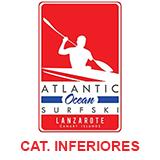 Atlantic Ocean Surfski Lanzarote - Categorías Inferiores 2018