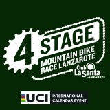 4 Stage MTB Race Lanzarote - Stage 1 2018