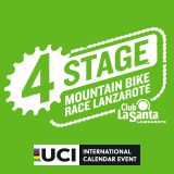 4 Stage MTB Race Lanzarote - Stage 3 2018