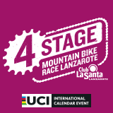 4 Stage MTB Race Lanzarote - Stage 4 2018