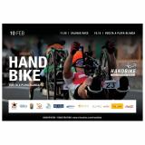 IX Vuelta a Playa Blanca Handbike. Salinas Race. 2018