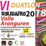 VI Duatlón Valle de Aranguren 2018