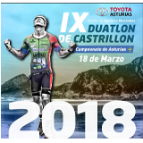 IX Duatlón de Castrillón - Cto de Asturias de Duatlón Sprint 2018