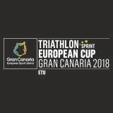 Elite Men   Gran Canaria ETU Sprint Triathlon European Cup 2018