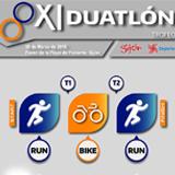 XI Duatlón de Gijón 2018