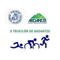 X Triatlón de Ardantze 2018