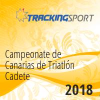 Campeonato de Canarias de Triatlón Cadete 2018