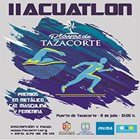 Individual   Acuatlón Playas de Tazacorte 2018