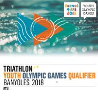 Men ETU Triathlon European YOG Qualifier 2018