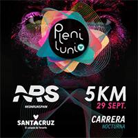Neon Run Spain | Plenilunio Santa Cruz de Tenerife  2018