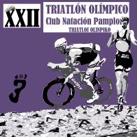 XXII Triatlón Olímpico CN Pamplona 2018