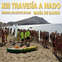 Travesía a Nado Bahía de Gando 2018
