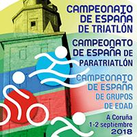 GRUPOS DE EDAD / PARATRIATLON - Campeonato de España de Triatlón | Coruña 2018