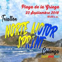 Triatlón de Colunga 2018