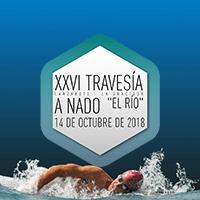 Travesia a Nado El Rio 2018
