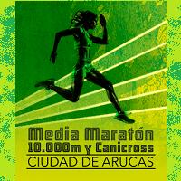 XVII Media Maratón de Arucas 2019
