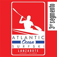 3º Segmento | Atlantic Ocean Surfski Lanzarote - 13Km 2019