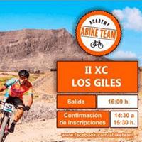 II XCO Los Giles 2019
