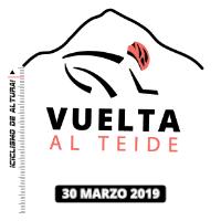 Cronoescalada Nocturna | Vuelta al Teide 2019