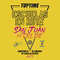 Escuelas en Ruta - San Juan de Telde 2019