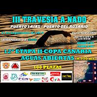 III Travesía a Nado Puerto Lajas 2019