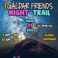 Gáldar Friends Night Trail 2020